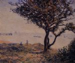 a cardiff shipping lane by alfred sisley prints