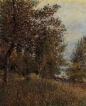 a corner of the roches by alfred sisley prints