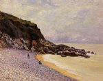 alfred sisley lady s cove before the storm hastings painting 37341