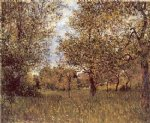 alfred sisley the small meadow at by art