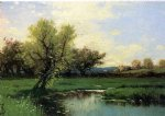 alfred thompson bricher springtime paintings