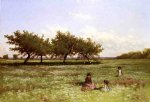 alfred thompson bricher summer afternoon long island painting