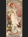 s by alphonse maria mucha painting