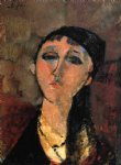 amedeo modigliani portrait of a young girl ii painting-36940