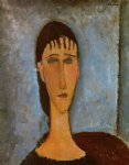amedeo modigliani portrait of a young girl painting-36941