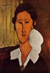 amedeo modigliani portrait of anna painting-36948