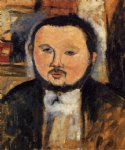 amedeo modigliani portrait of diego rivera iii paintings