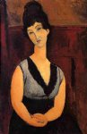 amedeo modigliani the beautiful confectioner painting 37000