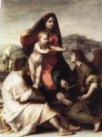 andrea del sarto original paintings - madonna della scala by andrea del sarto