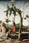 noli me tangere by andrea mantegna painting