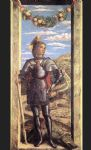 st george by andrea mantegna painting