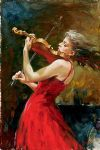 andrew atroshenko the passion of music painting