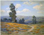 angel espoy famous paintings - california 2 by angel espoy