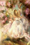 spring blossom by anna razumovskaya famous paintings