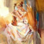 white note 3 by anna razumovskaya famous paintings