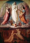 anne-francois-louis janmot original paintings - anne francois louis janmot l assomption de la vierge by anne-francois-louis janmot