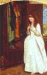 arthur hughes art - beauty and the beast by arthur hughes