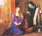 the pained heart aka sigh no more ladies sigh no more by arthur hughes art