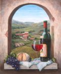 barbara felisky a bit of tuscany painting