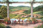 barbara felisky art - a tuscany moment by barbara felisky