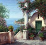 barbara felisky dreaming of capri paintings