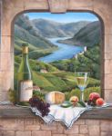 barbara felisky rhine wine moment paintings