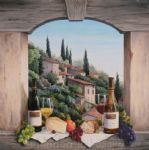 barbara felisky still life in the italian hills paintings