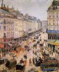 camille pissarro rue saint paintings