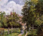 camille pissarro saint paintings
