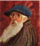 camille pissarro self portrait iii art