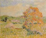camille pissarro springtime at eragny study paintings
