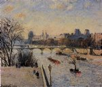 camille pissarro the louvre ii paintings