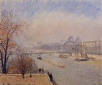 camille pissarro the louvre paintings