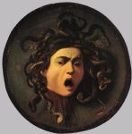 medusa by caravaggio painting