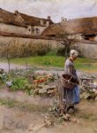 carl larsson famous paintings - october by carl larsson