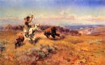 charles marion russell horse of the hunter painting 36068