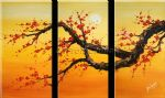 chinese plum blossom art - cpb0409 by chinese plum blossom