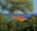 bordighera ii by claude monet paintings