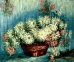 chrysanthemums ii by claude monet paintings