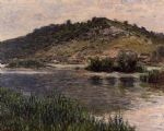 landscape at port villez by claude monet paintings