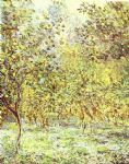 lemon trees bordighera by claude monet paintings