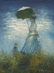 madame monet and her son ii by claude monet paintings