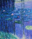 claude monet nympheas ii painting