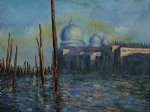 the grand canal venice ii by claude monet paintings