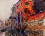 the red house by claude monet paintings