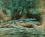 the river epte at giverny 1883 by claude monet paintings