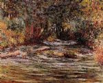 the river epte at giverny by claude monet paintings
