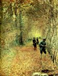 the shoot by claude monet paintings