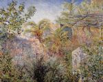 the valley of sasso bordighera 1 by claude monet paintings