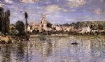 vetheuil in summer by claude monet paintings